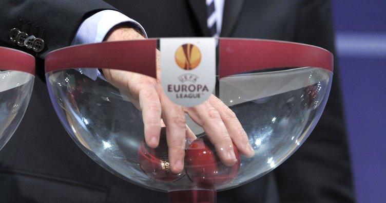 İşte Beşiktaş ve Başakşehir'in Avrupa Ligi'ndeki rakipleri