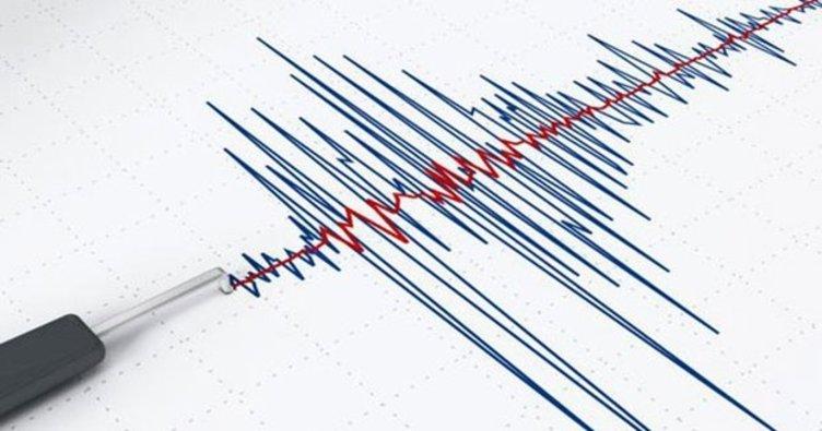 Tokat'ta 4.1 büyüklüğünde deprem