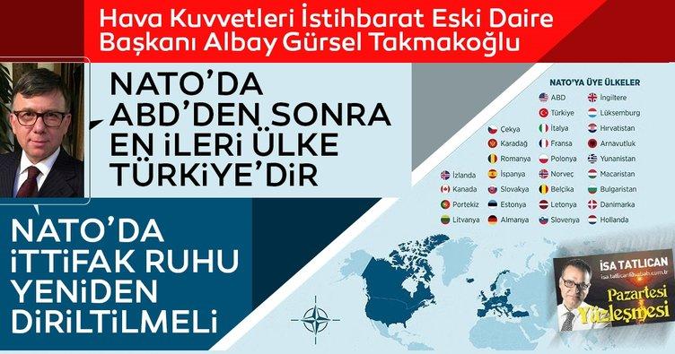 Emekli Kurmay Albay Gürsel Tokmakoğlu: NATO'da ABD'den sonra en ileri ülke Türkiye'dir