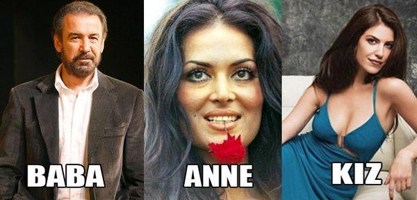 Ünlü isimlerin ünlü akrabaları!