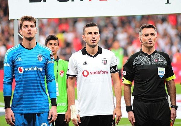 İşte Süper Lig'in kaptanları
