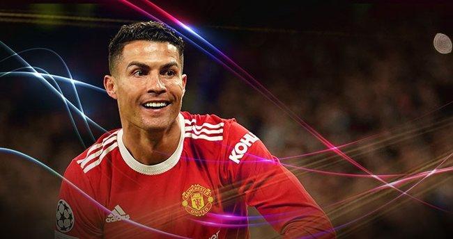 Ronaldo attı, Manchester United harika geri döndü! Merih Demiral'in golü Atalanta'ya yetmedi