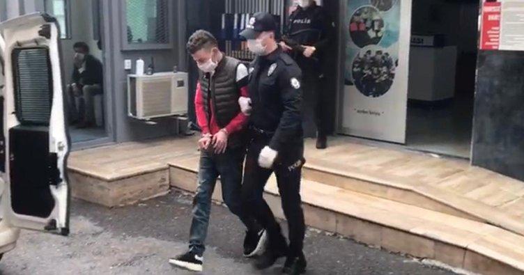 3 evi soyan 4 kişilik çete İstanbul'da yakalandı