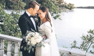 Finlandiya Başbakanı futbolcu aşkıyla evlendi