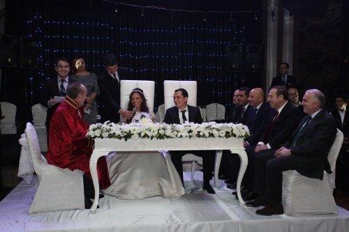 Yılın düğünü yapıldı