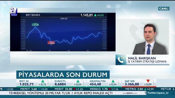Borsa İstanbul'da yükseliş sürecek mi? Barışkan: 1130 puanın aşılmasıyla hareket momentum kazanabilir
