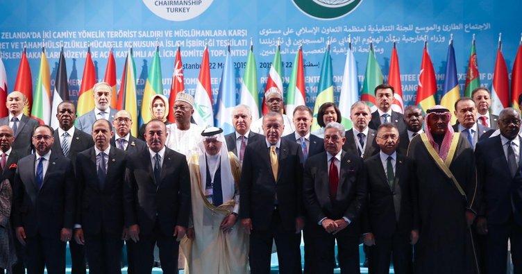 Suudi Arabistan'dan İİT'ye 'olağanüstü toplantı' çağrısı