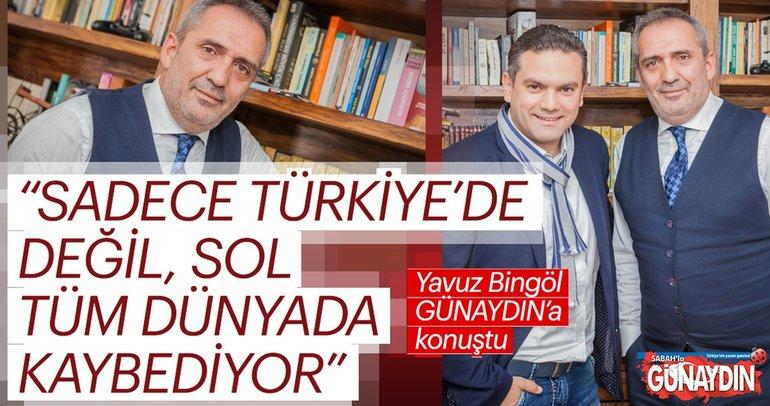 Ünü sanatçı Yavuz Bingöl: Bir lider kolay yetişmiyor Erdoğan'ın kıymetini bilelim