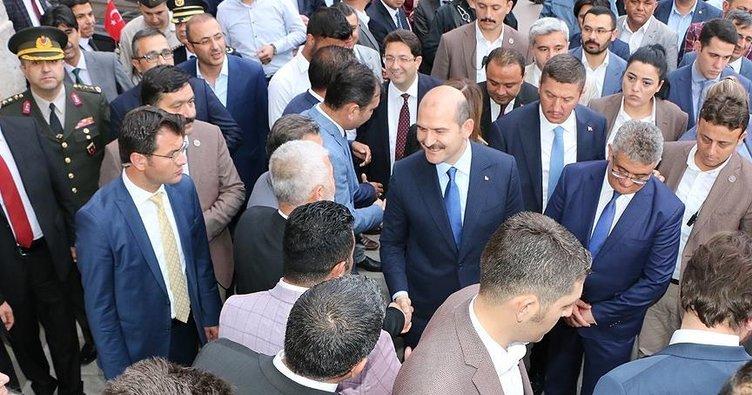 İçişleri Bakanı Süleyman Soylu'dan flaş mesajlar!