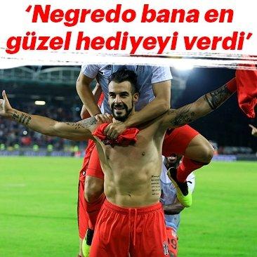 Enzo Roco ve Tolgay Arslan'dan maç sonu açıklamaları