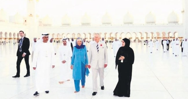 Prens Charles en eski Kuran'ı hatırlattı