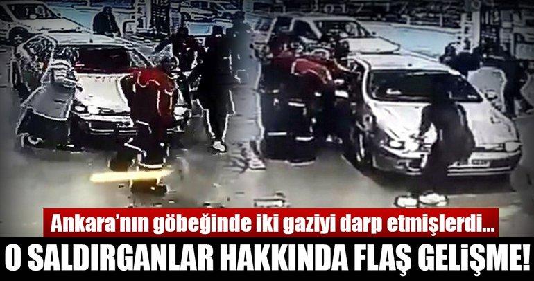Ankara'da İki gaziyi darbeden saldırganlar hakkında istenen cezalar belli oldu