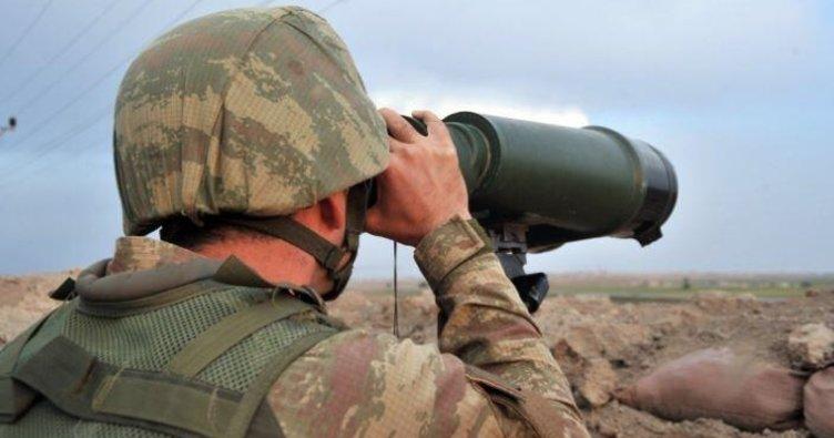 MSB: 1 PKK/YPG'li terörist daha gözaltına alındı