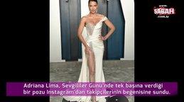 Adriana Lima'dan kafa karıştıran paylaşım! Adriana Lima ile Emir Bahadır aşk mı yaşıyor? | Video