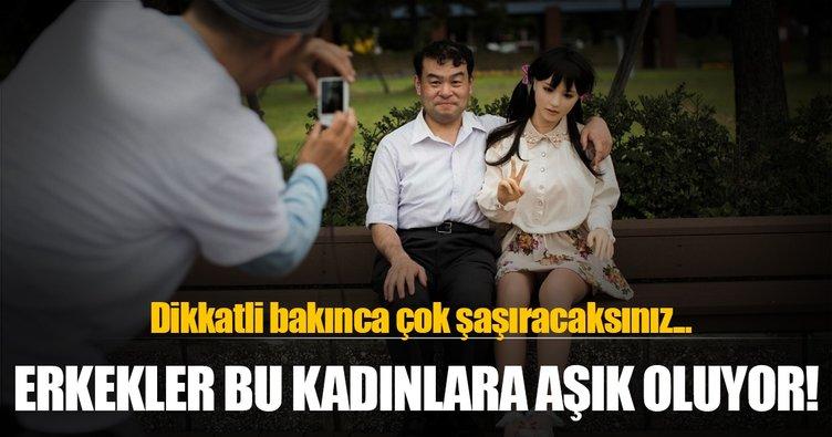 O ülkede erkekler aşkı silikon kadınlarda buluyor