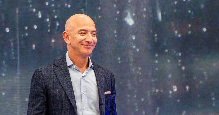 Bezos, temmuzda uzaya gidiyor