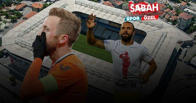 Son dakika: Fenerbahçe'de o yıldızlar topun ağzında! Edin Visca ve Vedat Muriqi için sürpriz karar...