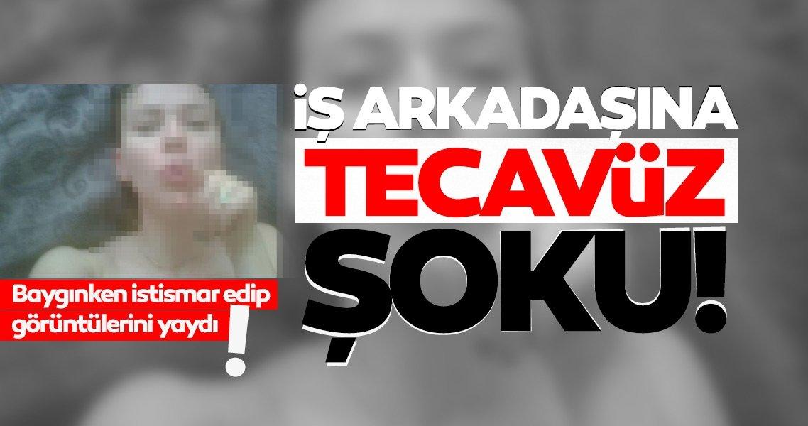 Son dakika haberleri: İstanbul'da iğrenç olay! Alkolün etkisindeki iş arkadaşına tecavüz etti