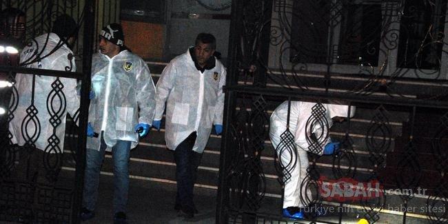 Polisi şehit eden katilin yüzüne tükürdüler