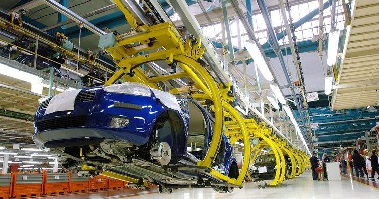 Avrupa otomobil üretiminde Türkiye'nin payı artıyor