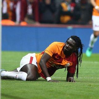 Galatasaray'dan Gomis'e olay yanıt!