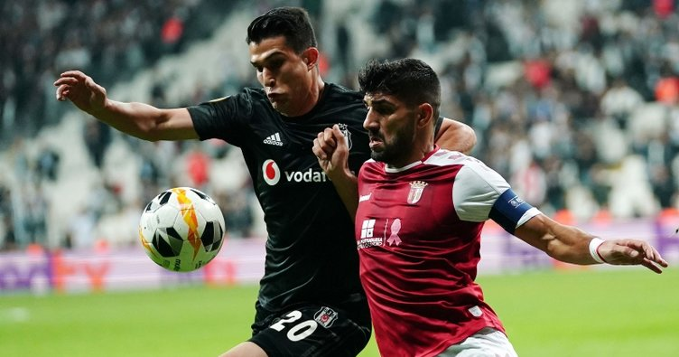 UEFA Avrupa Ligi: Beşiktaş'ın tur şansı mucizlere kaldı