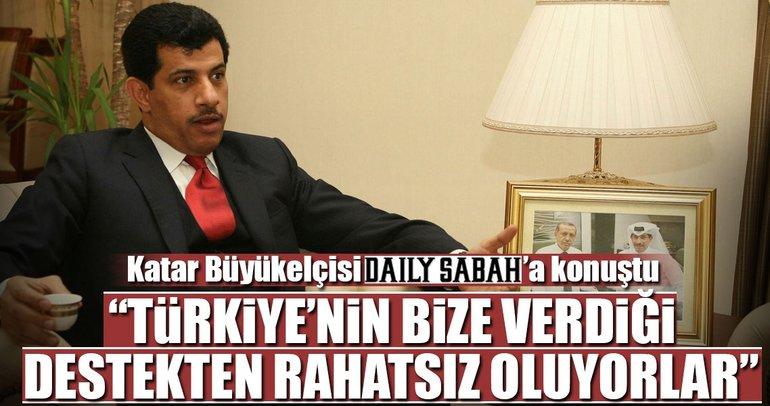 El Safi: Türkiye ile olan dostluğumuzdan rahatsız oluyorlar
