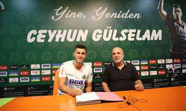 Alanyaspor Ceyhun Gülselam ile sözleşme uzattı