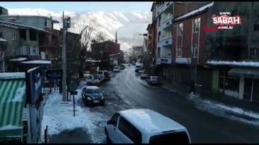 Van'da 3.8 şiddetinde deprem | Video