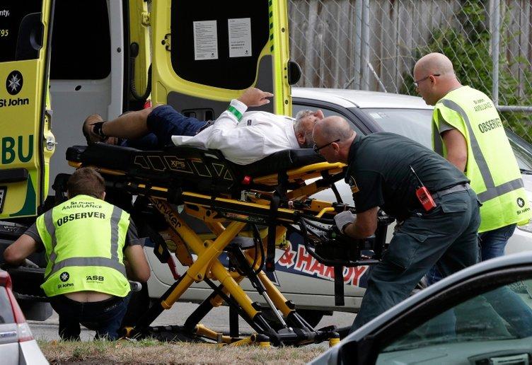 Yeni Zelanda'da iki camiye silahlı saldırı
