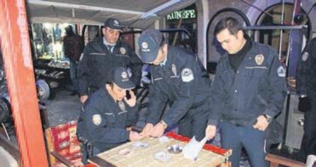 Manisa'da Huzur 45 operasyonu yapıldı