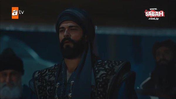 Kuruluş Osman'ın zikir sahnesi sosyal medyaya damga vurdu   Video