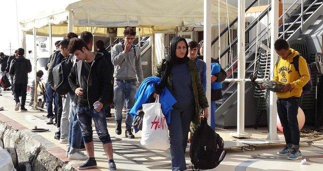 Edirne'de 46 kaçak yakalandı
