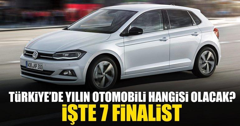 2018 Türkiye'de Yılın Otomobili finalistleri belli oldu