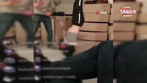 Kırklareli'de canlı yayındaki işkence görüntüleri kan dondurdu | Video