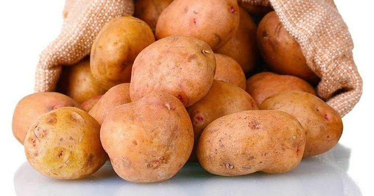 Dilimlenmiş çiğ patatesin bilinmeyen şaşırtıcı faydası!