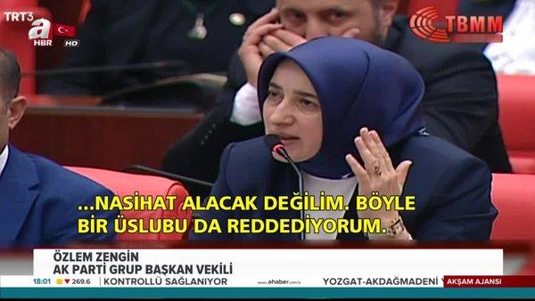 Başkan Erdoğan'dan CHP'li Özkoç'a sert tepki