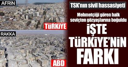 İşte Türkiye farkı