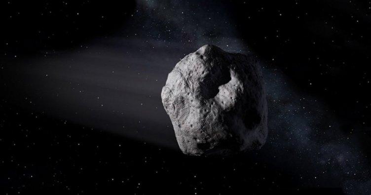 50 metre çapında asteroid Dünya'ya yaklaşıyor!