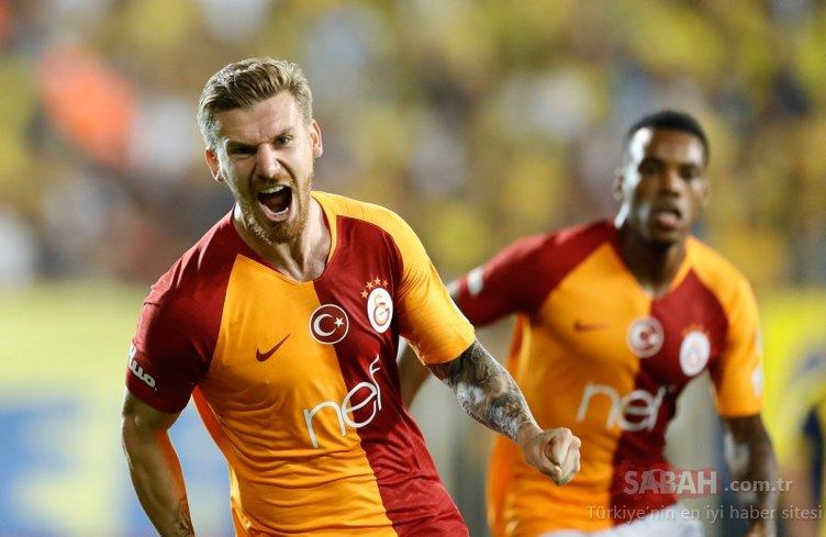 Serdar Aziz'den Galatasaray'a flaş teklif