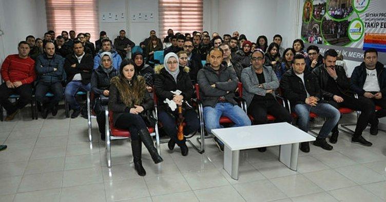 Simav'da, model uçak yapımı için rehber öğretmen yetiştirme kursu