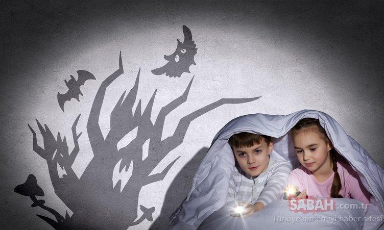Çocuklarda görülen korku durumlarında bu bilgiler ebeveynlere klavuz olacak!