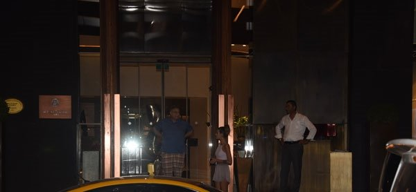 Mehmet Ali Erbil'in otel kaçamağı