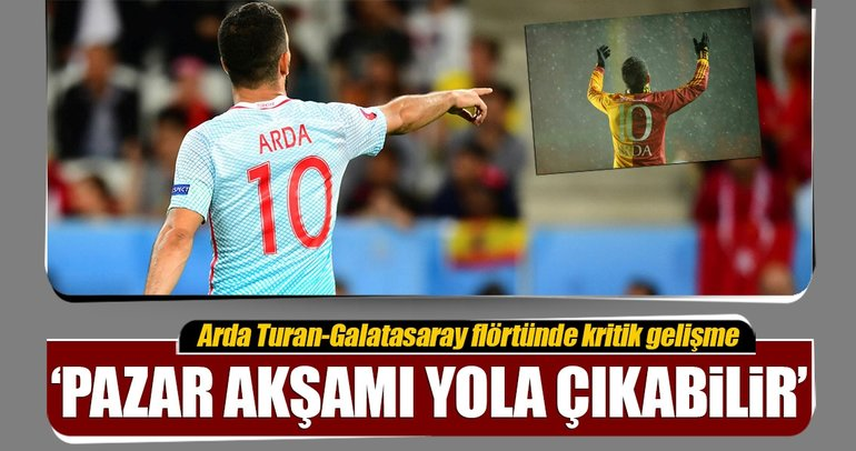 Arda Turan'dan Galatasaray'ı heyecanlandıran mesaj!