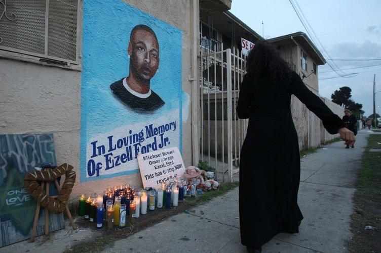 ABD'de bir siyahi ölümü daha!