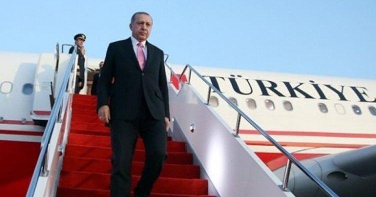 Cumhurbaşkanı Erdoğan Paris Barış Forumuna katılacak