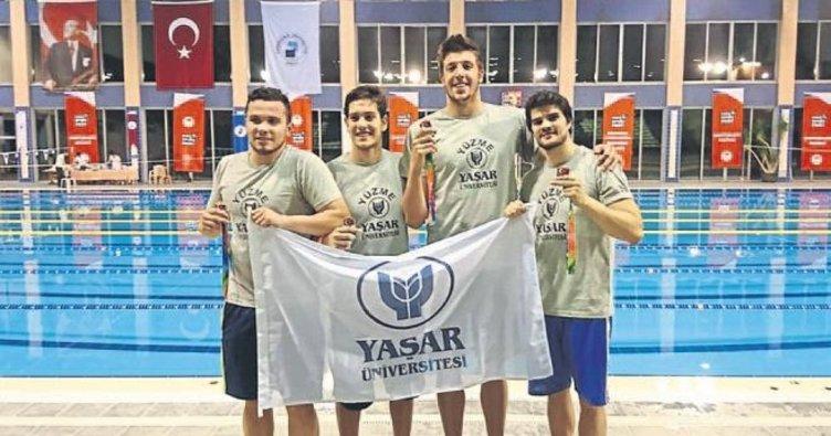 Yaşar'ın madalya avcıları