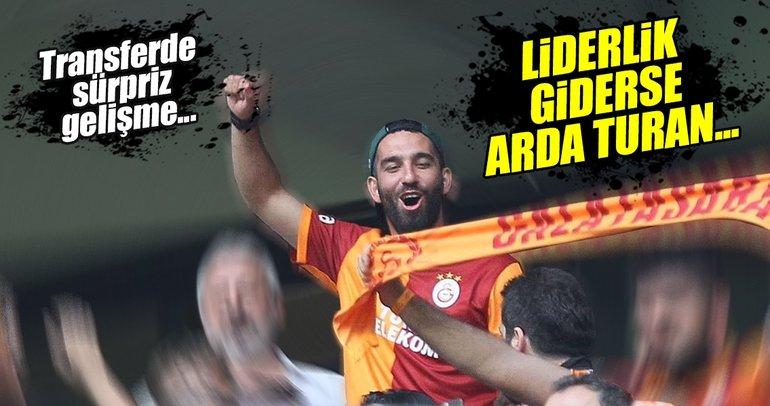 Arda Turan, Galatasaray'a gelecek mi?