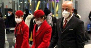 Çin'de maskeler tükendi! İmdada Türkiye yetişti