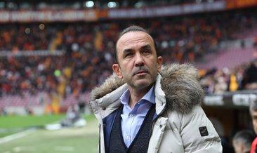 Mehmet Özdilek'ten Galatasaray yenilgisi sonrası öz eleştiri
